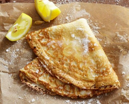Les crêpes - The story behind - French Studio Singapore